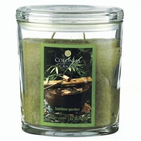 Bamboo Garden 22oz Jar